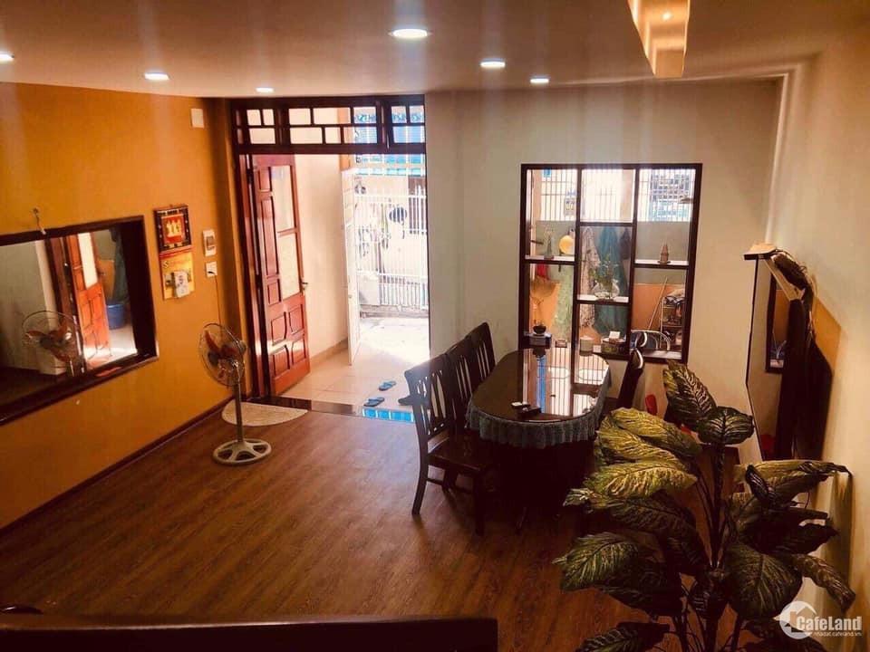 Bán nhà 3 tầng 2 MT đường Nguyễn Hữu Thọ, giá bán: 19 tỷ, nhà làm cho thuê mở vă