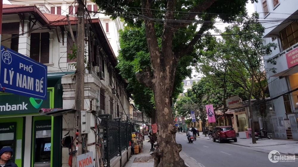 Bán nhà 6.5 tầng phố Lý Nam Đế, quận Hoàn Kiếm, 65m2, giá tốt