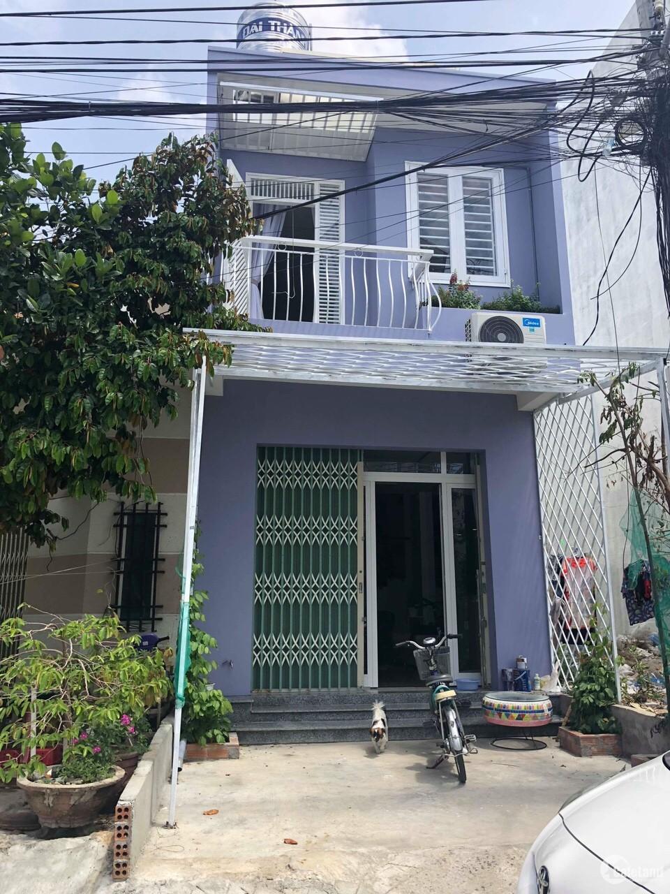 Bán nhà 2 tầng đường Nguyễn Địa Lô, Hòn Xện, Vĩnh Hòa, Nha Trang.