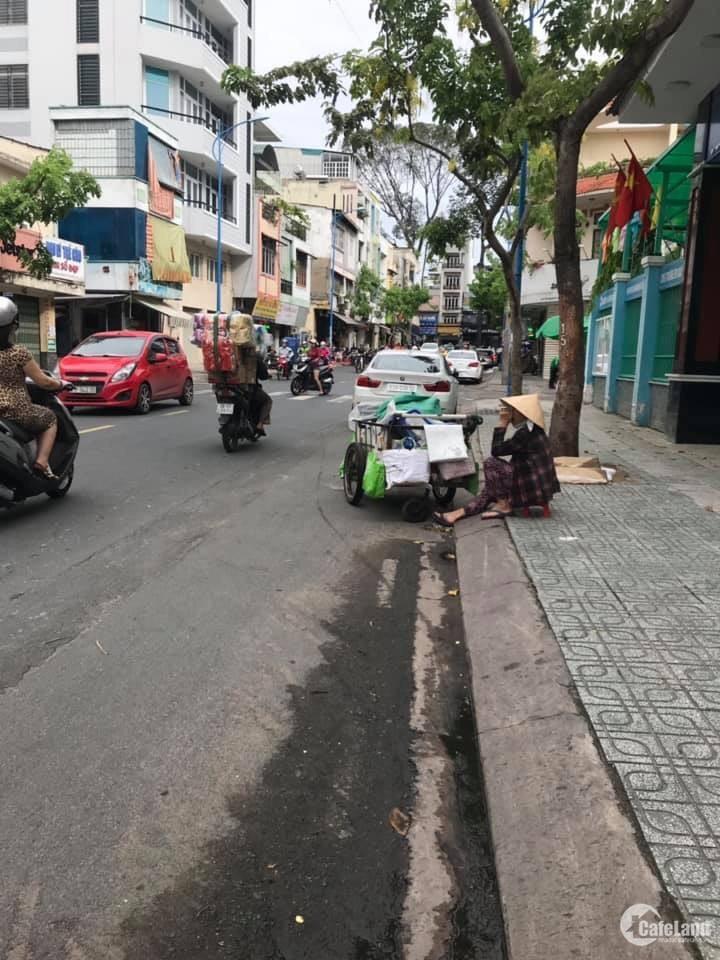 Bán nhà Quận 1 giá 19.5 tỷ không thương lượng, 4x14 , 5 lầu mặt tiền Trần Quang