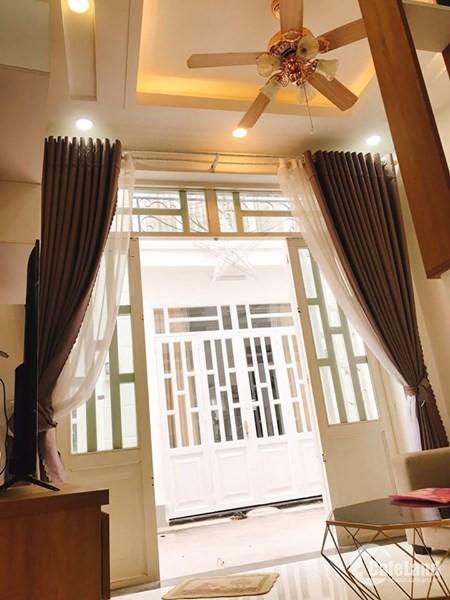 Bán nhà 60m2, 3 tầng, hẻm Cao Thắng phường 12 quận 10