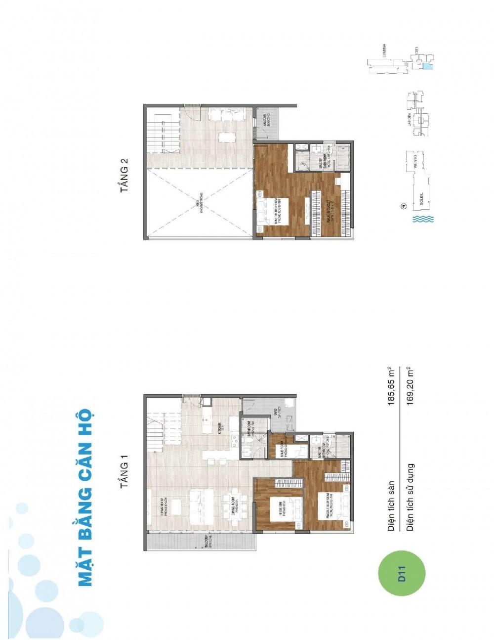 Bán căn hộ Duplex sang trọng của dự án One Verandah