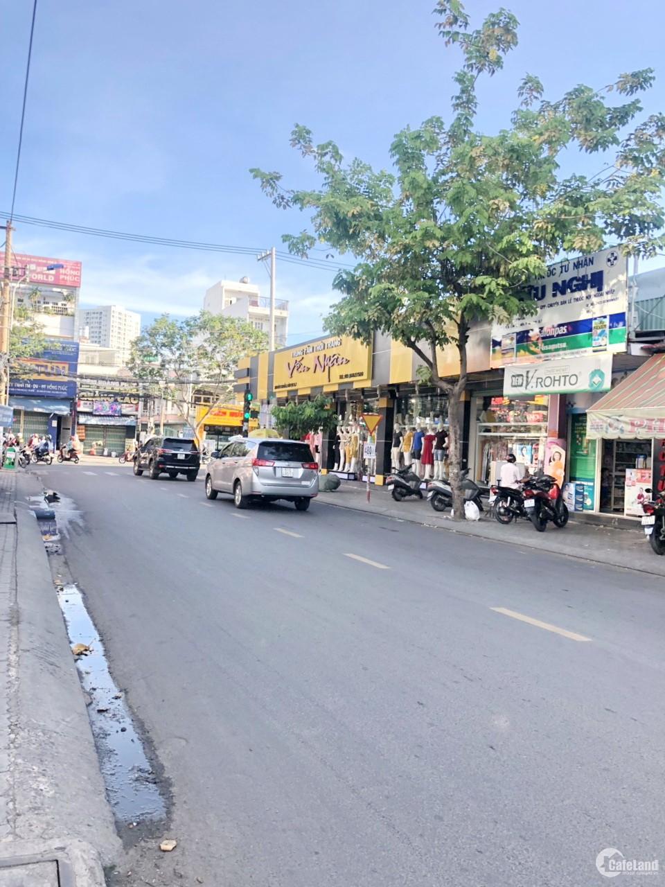 Bán nhà 2 lầu mặt tiền đường Lâm Văn Bền P. Tân Quy Quận 7