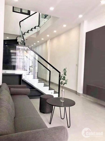 Bán nhà 52m2, 5 tầng, hẻm 5m Lê Văn Sỹ phường 13 quận Phú Nhuận