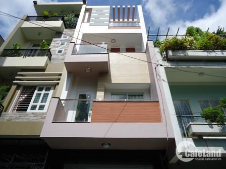 Bán nhà 2 MT Phan Đình Phùng, PN, đoạn sầm uất bậc nhất cung đg, 4x18, T, 4L, 26