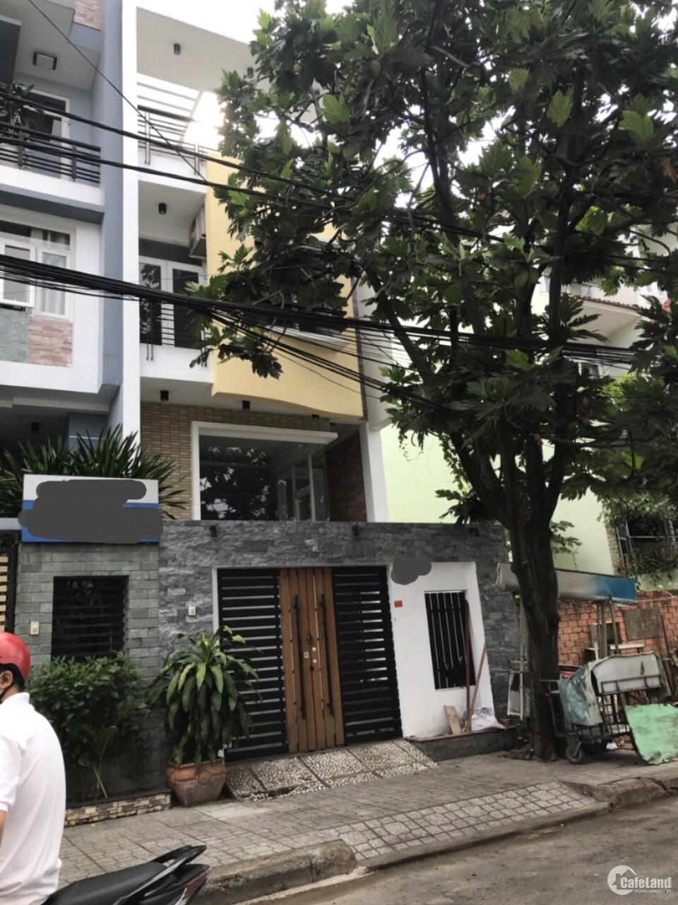 Chính chủ bán nhà MTNB phường Tây Thạnh, 90.6m2 Giá 8,8 tỷ TL