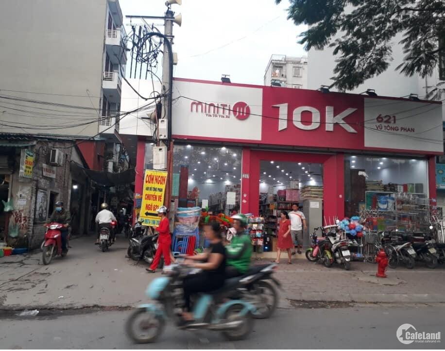 Bán  nhà mặt phố Quảng Bá, 115m2, mặt tiền 12m, 32 tỷ