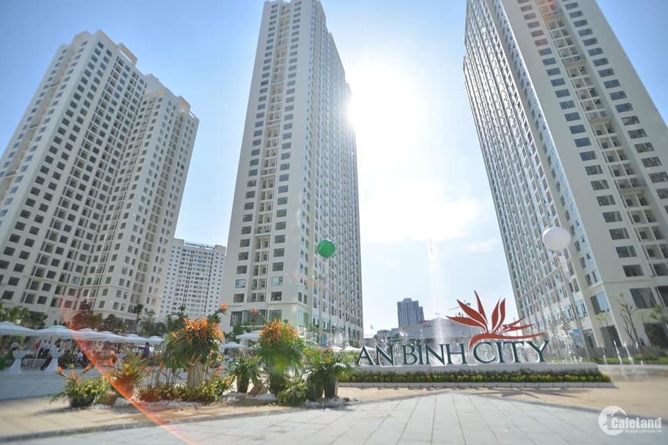 Chính chủ bán căn 112m2 an bình city view hồ điều hòa đầy đủ nội thất về ở ngay, giá 3,8 tỷ