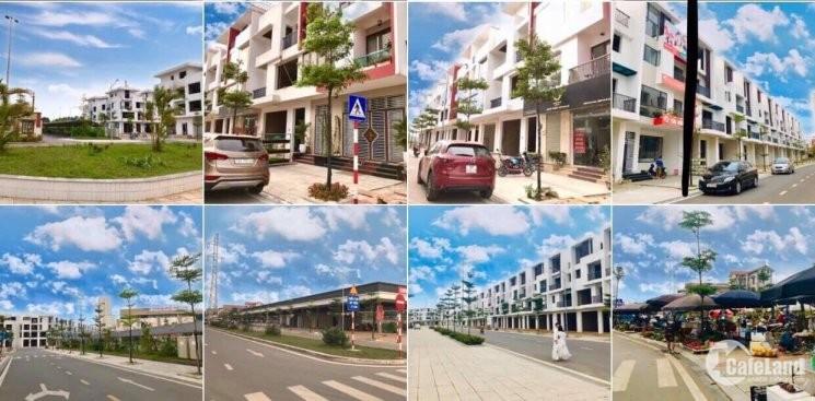 Nhà 4 tầng gần Vincom Việt Trì thuận tiện cho kinh doanh buôn bán LH: 0967630468