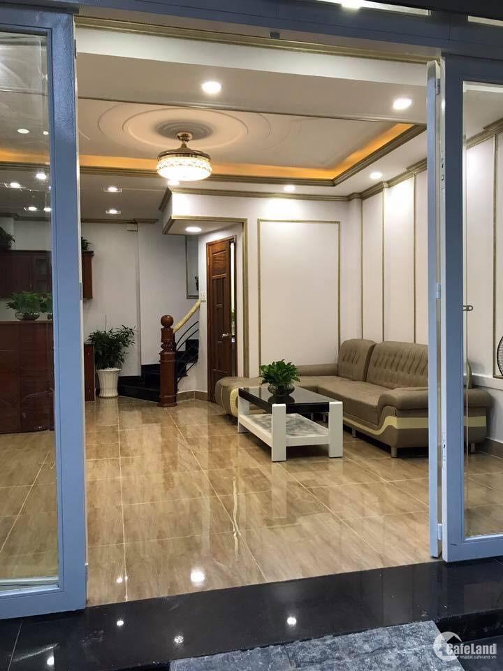 Bán nhà tại Hoàng Hoa Thám, Bình Thạnh, 42m2 hẻm 3m 3PN 3.65 tỷ TL