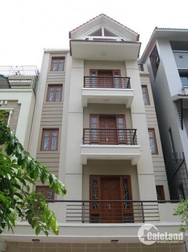Phân Lô, Trần Quốc Hoàn, Cầu Giấy, ô tô vào nhà, 50m2 x 5 tầng, khu hiếm nhà bán