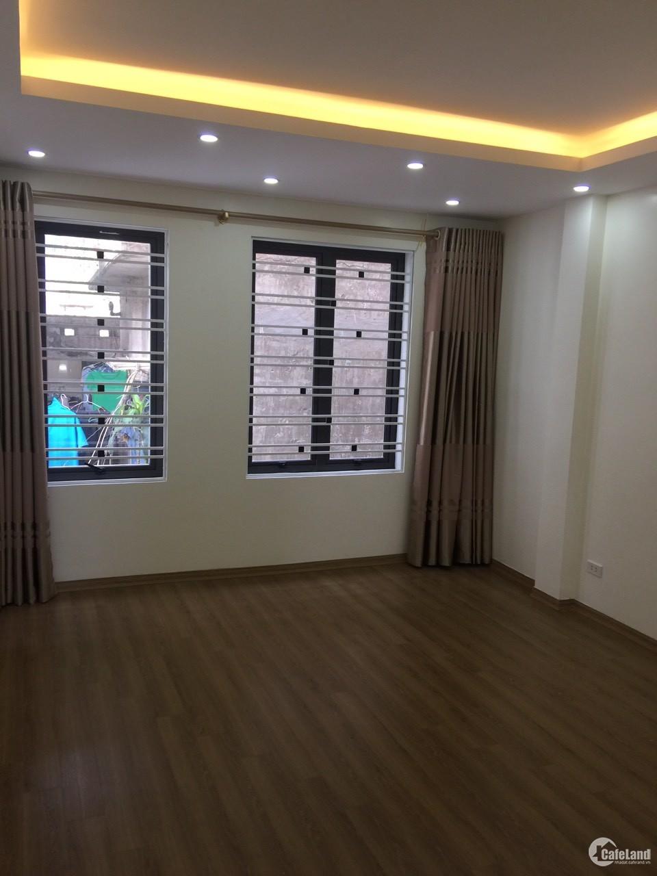 Nhà Nguyễn Lương Bằng,  Đống Đa TK Sang Trọng Hiện Đại DT 34m² x 5 tầng. Giá 4.2