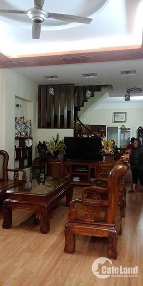 Bán nhà gấp trả nợ Phố Hoàng Mai, Hoàng Mai, 47m2x6T, MT 4.5m, 3.35 tỷ