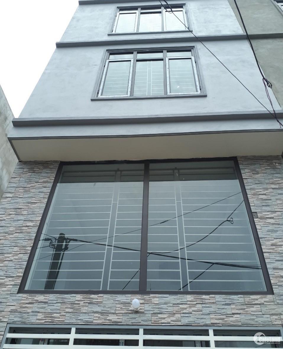 Bán nhà riêng mới Hoàng Mai, 2 mặt thoáng, 44m2, giá 3,4 tỷ.