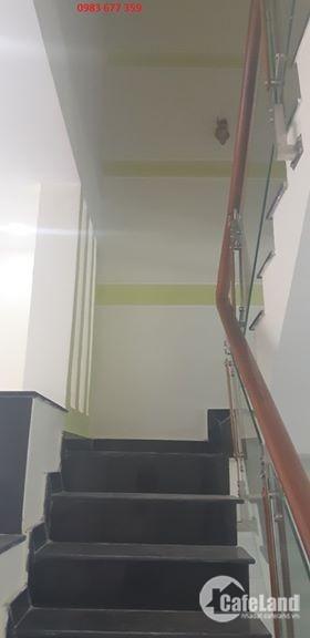 Bán nhà 1 trệt,1 lầu,giá 1.25 tỷ đường liên ấp 123,Vĩnh Lộc A,Bình Chánh
