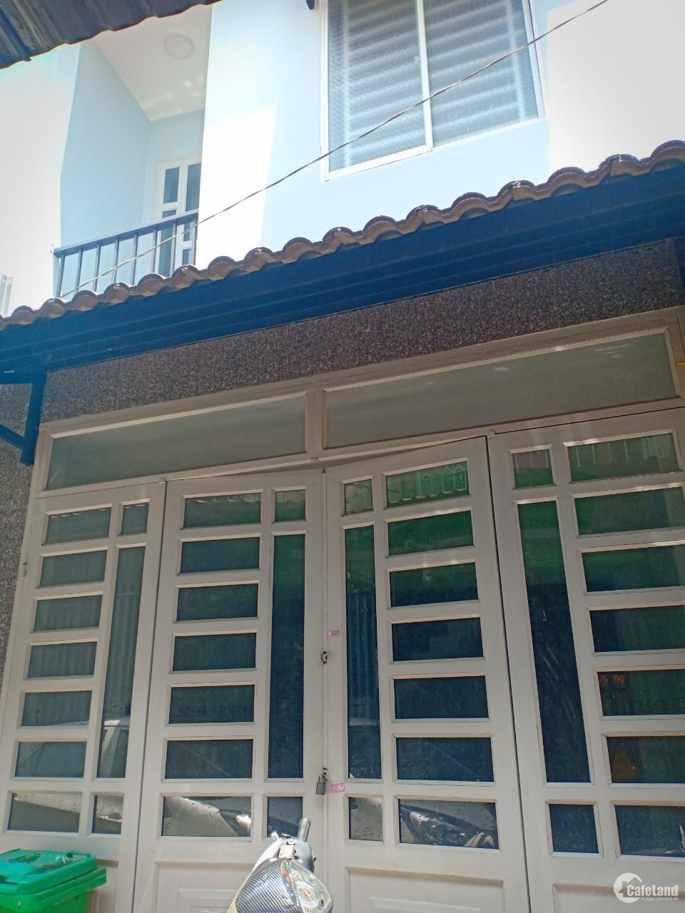 Bán gấp căn nhà 1 trệt 1 lầu ngay lê thị dung, Vĩnh Lộc A, Bình Chánh 4x10m, 1ty