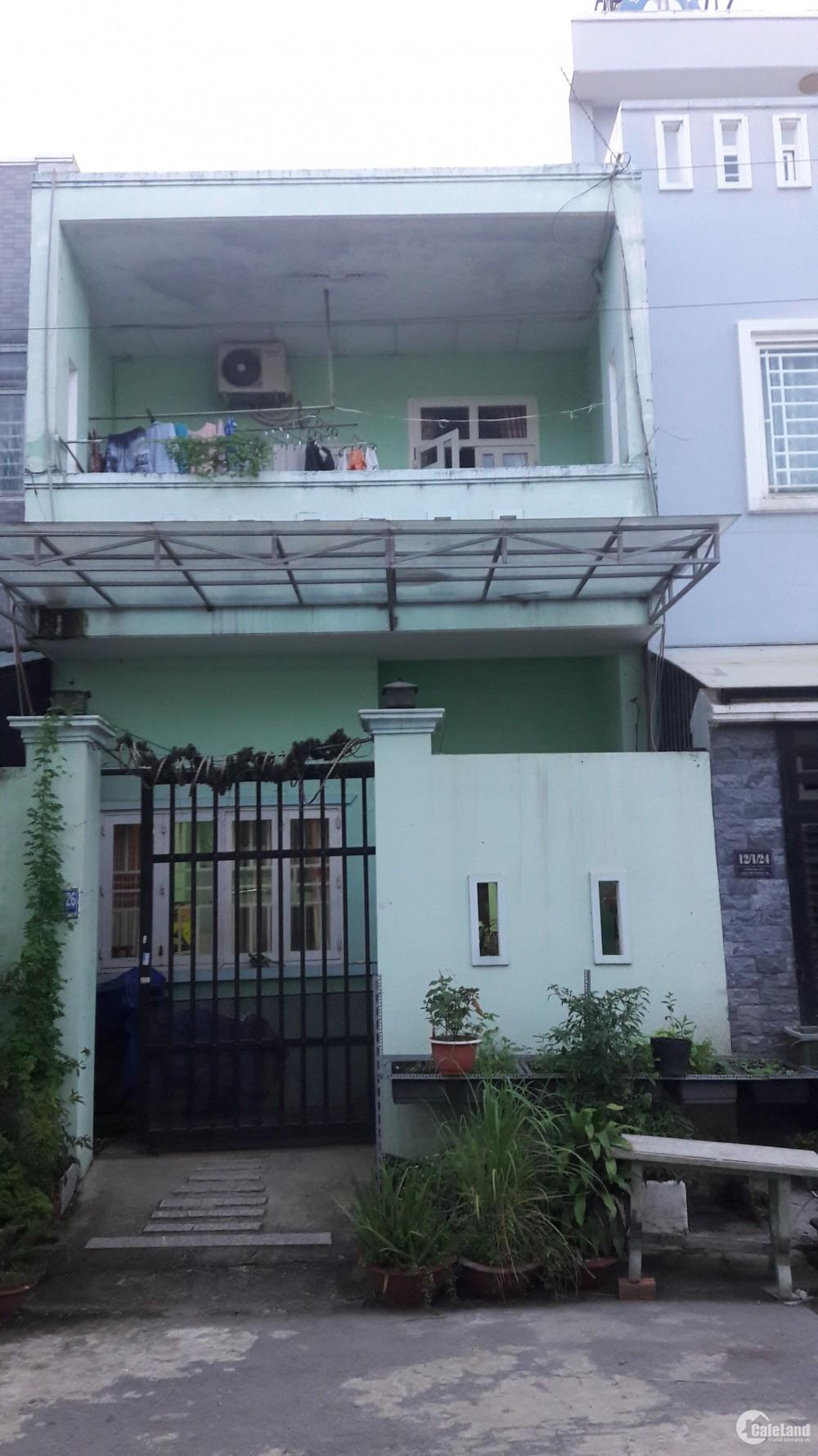 Cần bán nhà đường Phan Văn Hớn, xã Xuân Thới Thượng, Hóc Môn, HCM
