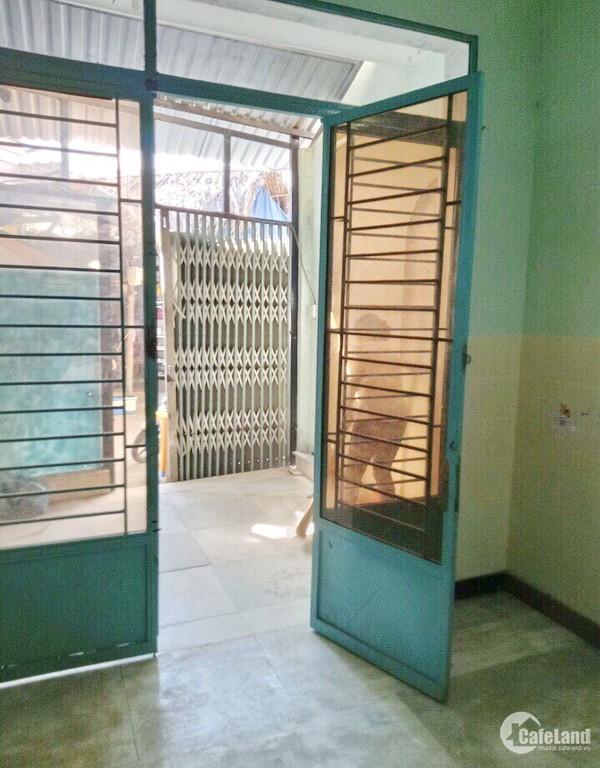Bán nhà 1 lững suốt mặt tiền hẻm xe hơi 2174 Huỳnh Tấn Phát Nhà Bè.
