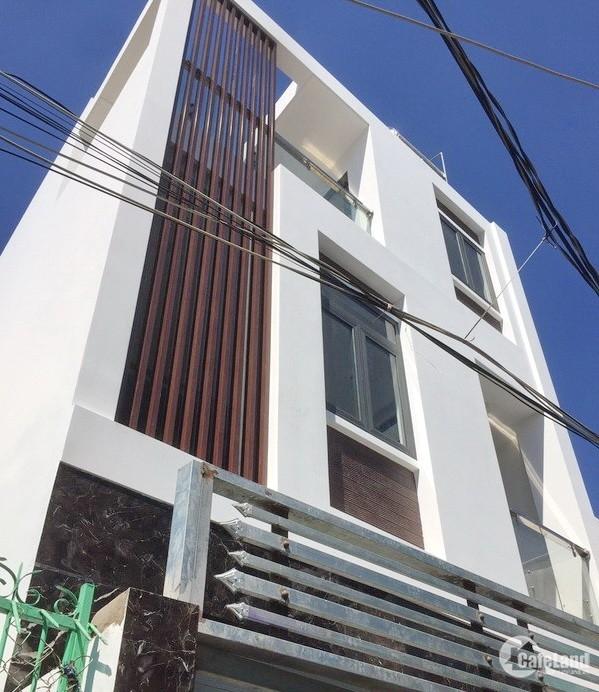Bán nhà 2 lầu hẻm 24 Gò Ô Môi phường Phú Thuận Quận 7