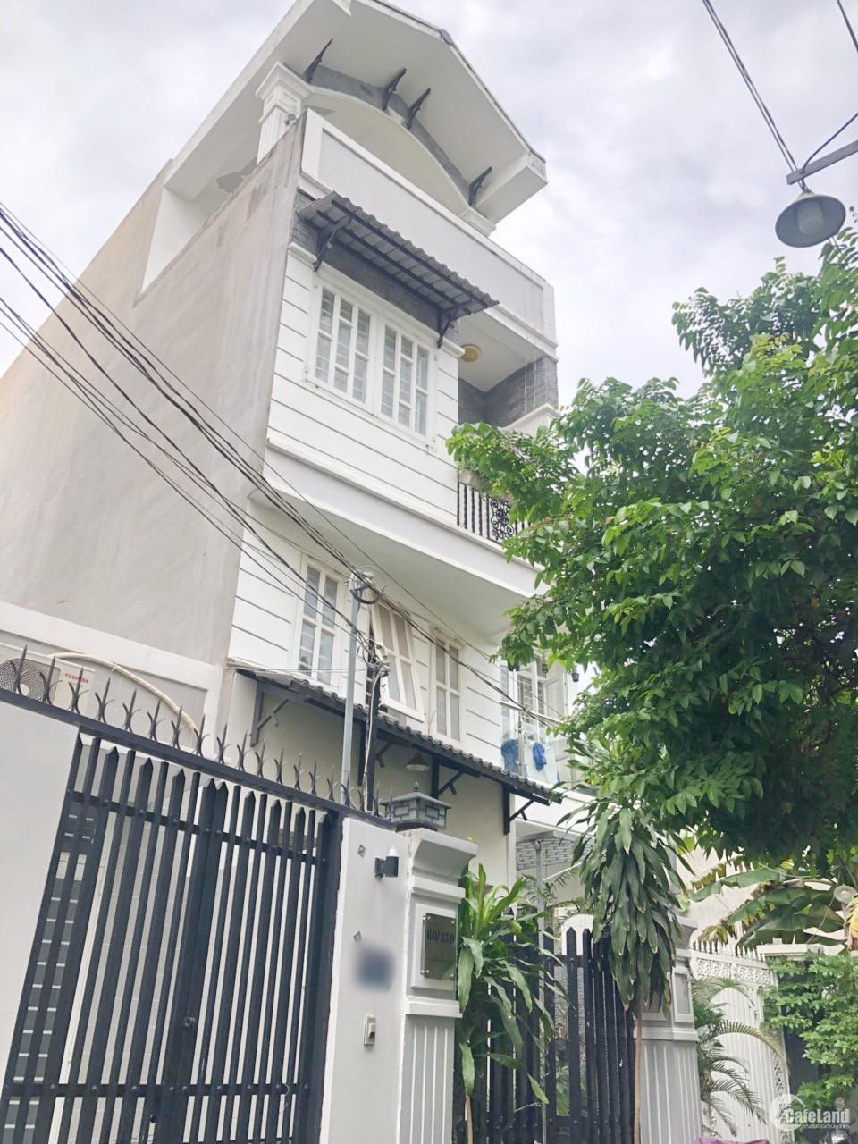 Bán nhà 3,5 tầng hẻm 4m 60 Tân Mỹ phường Tân Thuận Tây Quận 7