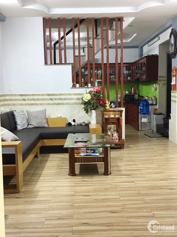 Bán nhà hẻm 35 Nguyễn Văn Quỳ quận 7 (nở hậu).