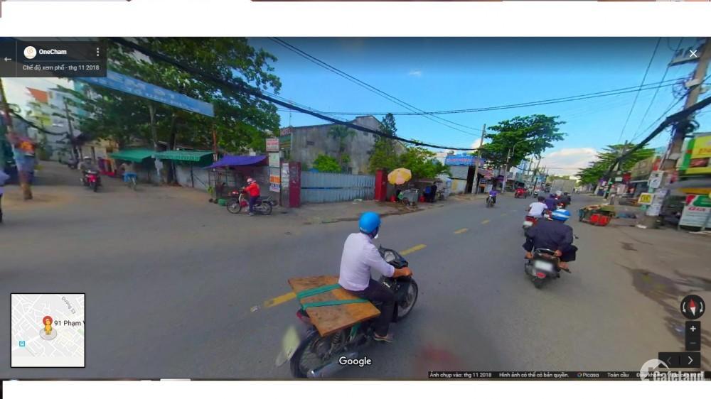 Bán nhà 4x12m HXH, hẻm 91 đường Phạm Văn Chiêu, P.14, Gò Vấp. Giá 3,8 tỷ