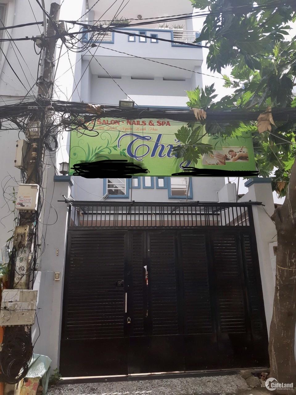 chính chủ bán nhà MT đường Phổ Quang P2,Tân Bình giá 14,5 tỷ(TL)