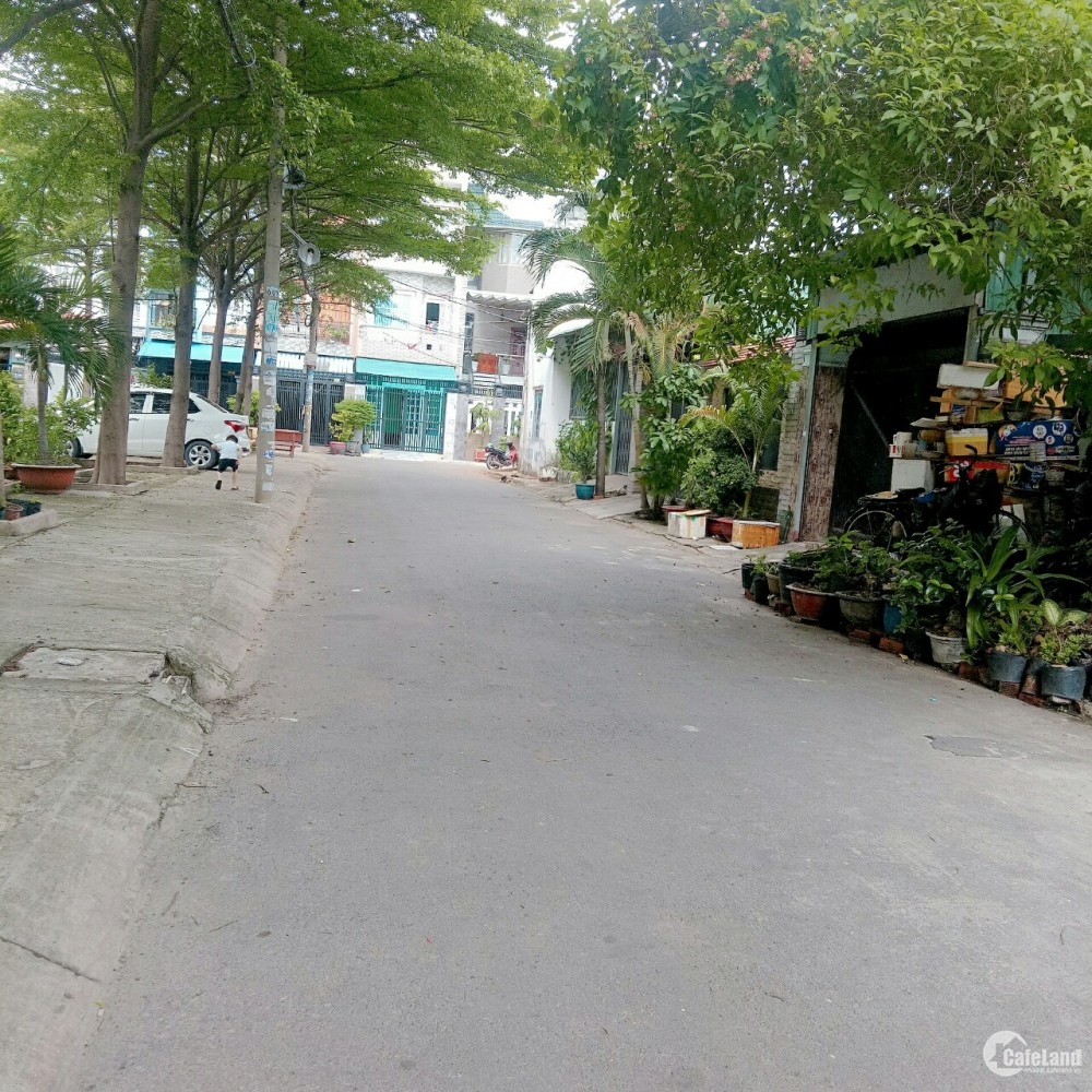 Bán nhà hẻm nhựa 8m Đỗ Thừa Luông 4x18