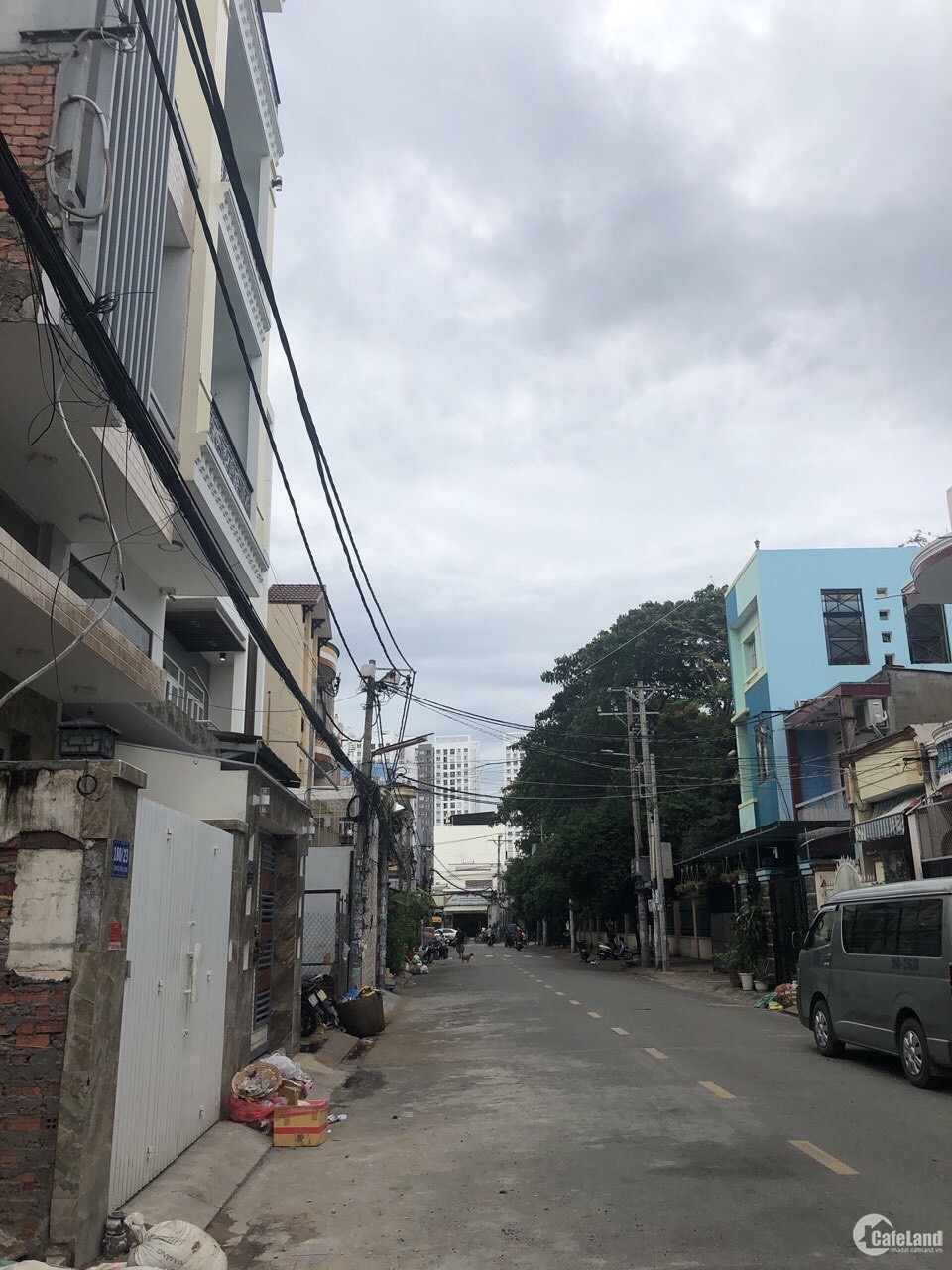 Nhà Bán Chính Chủ HXH 6m Lê Trọng Tấn, dt 4x15m, Cấp 4 , giá 4.4 tỷ TL