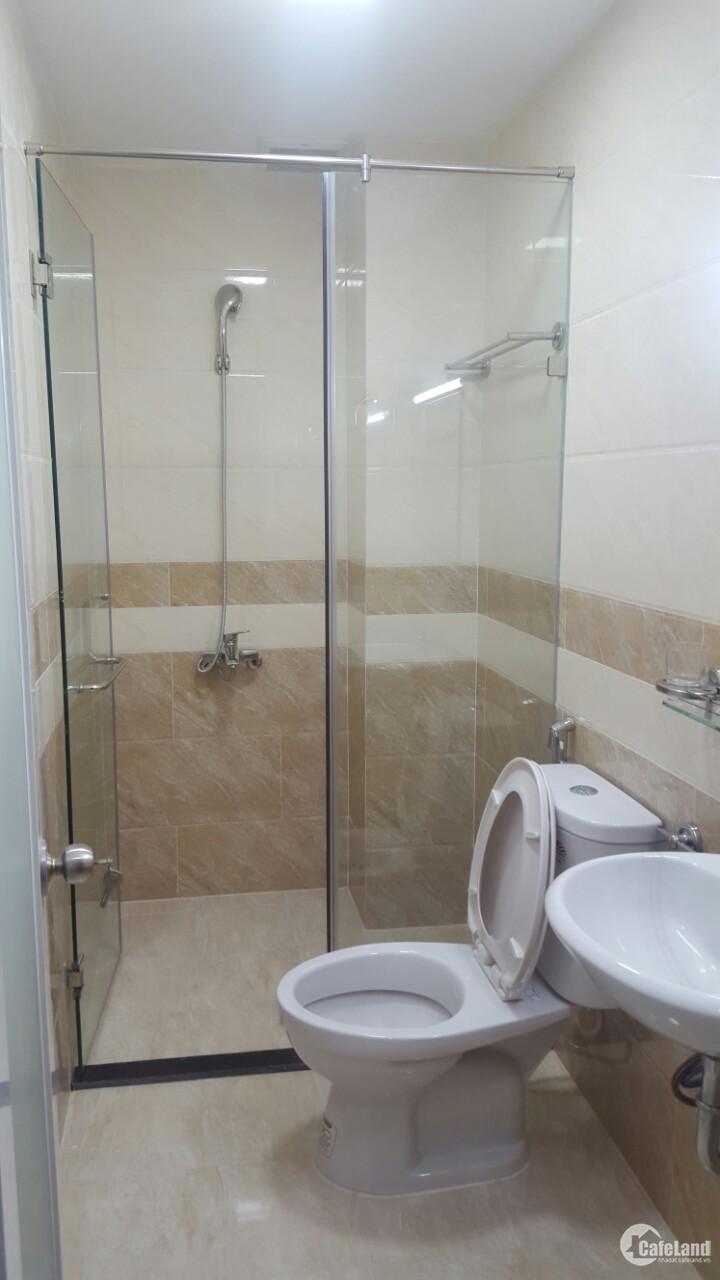 Nhà riêng 106 m2. SHR hoàn công. 1 trệt 3 lầu HBC, Thủ Đức.