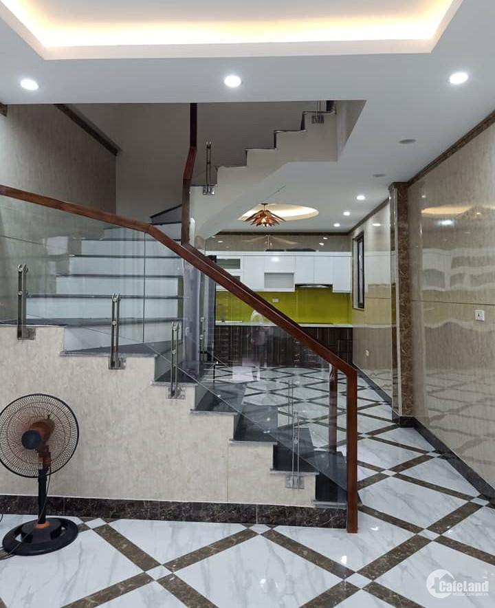 Nhà Cự Lộc – lô góc – ngõ o tô qua – kinh doanh – nhà đẹp- 54m2 , 4T , giá 4,35