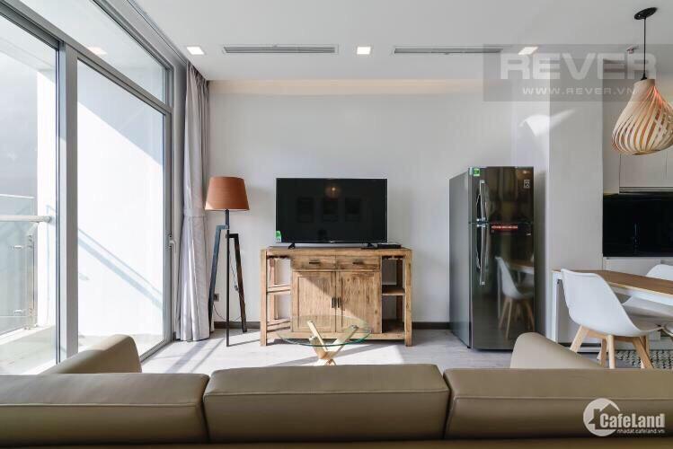 Cho thuê gấp căn hộ 1PN khu Park nội thất cao cấp Vinhome Central Park
