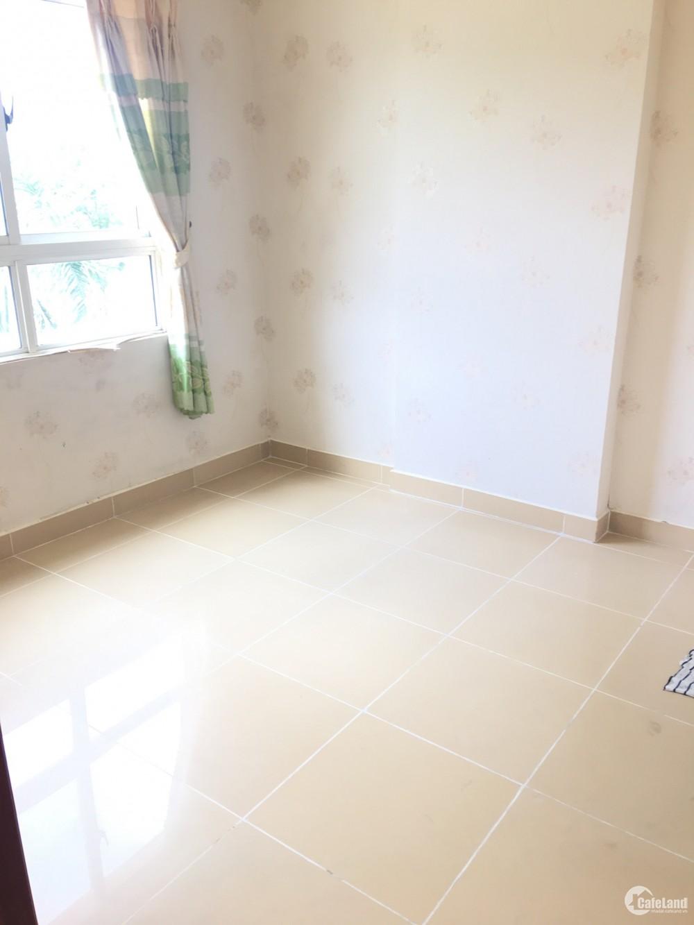 Cho thuê căn hộ chung cư Conic Đông Nam Á. 2PN,1WC. Nhà mới. sạch sẽ.