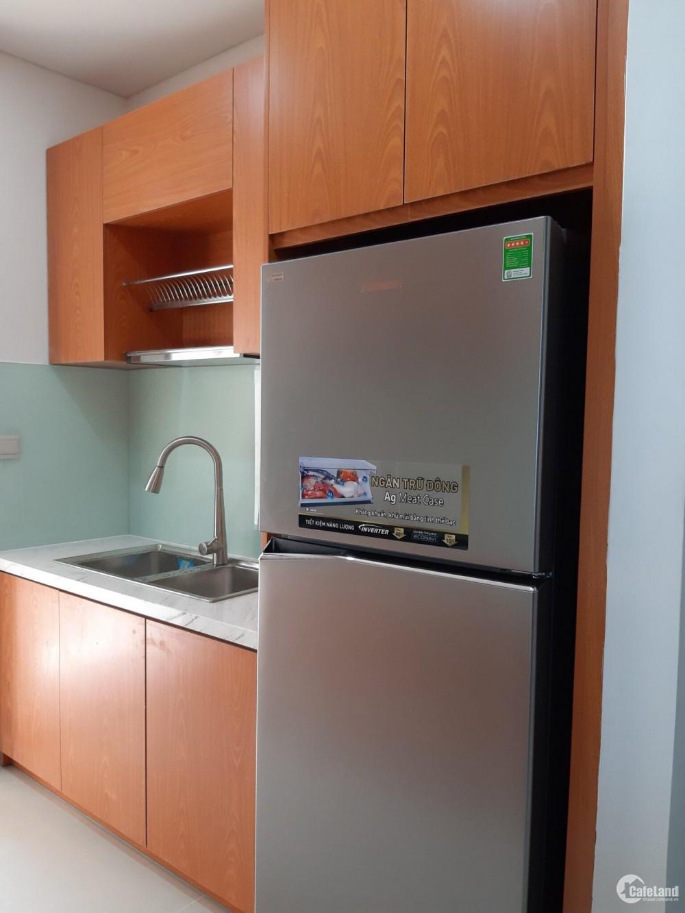 Cho thuê CH 1PN+1 có nội thất tại Hà Đô Centrosa Garden_view công viên, giá cực tốt.