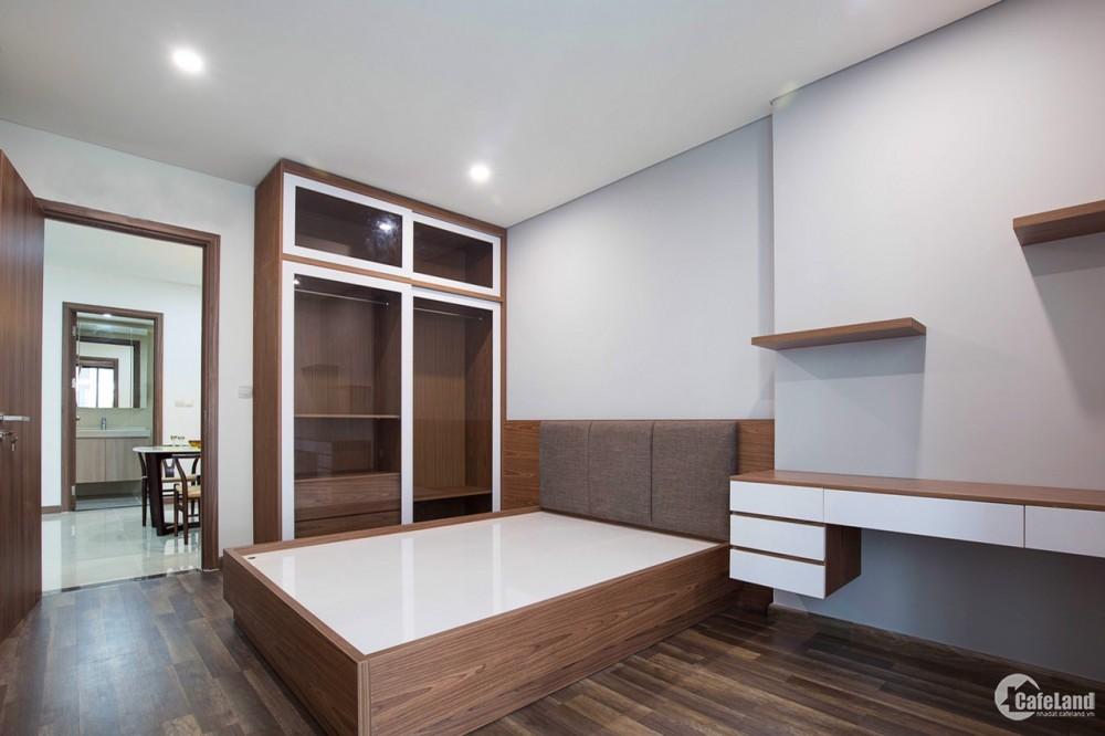 Cho thuê CH 1PN+1 Hà Đô Centrosa Garden có nội thất tại _view công viên, giá cực