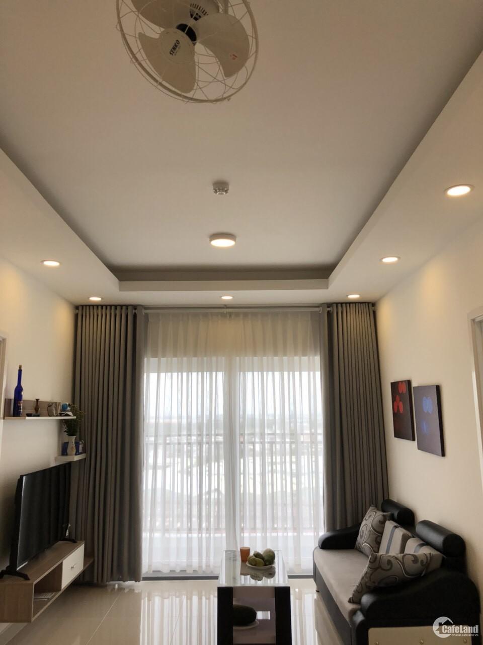 Cho thuê căn hộ 9 View Apartment 87m2 (3PN- 2WC) full nội thất. LH 0974 243 372