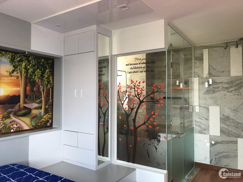 Cho thuê gấp căn hộ Botanica phổ quang , tân bình , 3pn , 3wc, full nội thất
