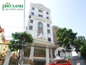 Cho thuê căn hộ cao cấp PHỐ XANH APARTMENT & HOTEL số 45 Hoàng Thế Thiện, Hải An, Hải Phòng