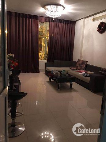 Cho thuê nhà làm nhà nghỉ, chdv Vạn Phúc 50m2x6 tầng 28tr/tháng