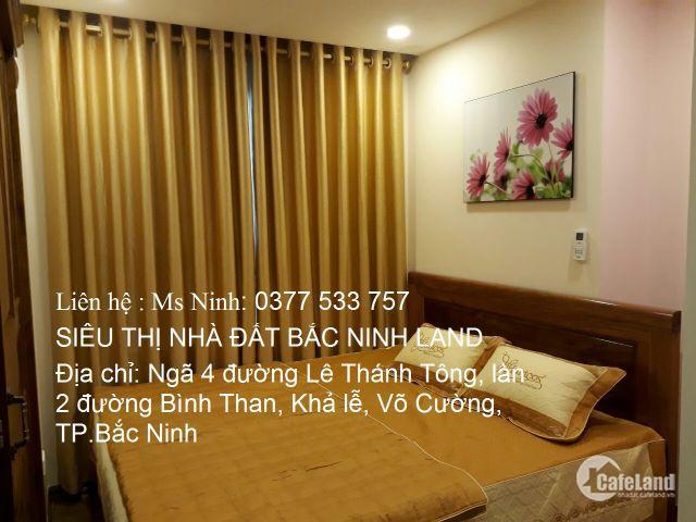 Cho thuê căn hộ chung cư 1 PN Royal Park tại trung tâm TP.Bắc Ninh