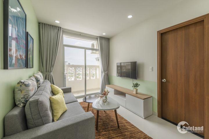Cho thuê gấp Grand Riverside Q4 ,nội thất cao cấp ,giá 14tr/tháng .LH 0907761822 xem nhà .