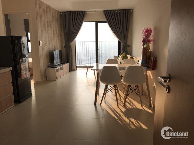 Cho thuê căn hộ M-One 1 phòng ngủ 1WC, full nội thất cao cấp, giá 10,5 triệu/tháng
