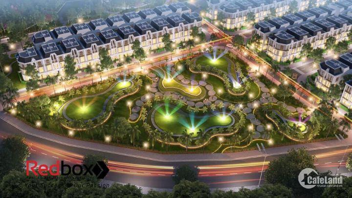 Chào bán giai đoạn F1 cho khách đầu tư 150 lô Đất Nền tại Khu đô thị Phúc An City 2 (Bàu Bàng - Bình Dương) – Vị trí đắc địa để đầu tư. Quy mô khu đô thị 1300 n