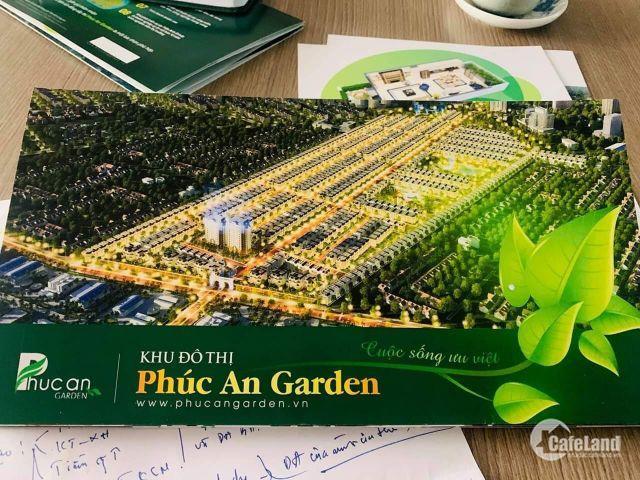 mở bán chính thức dự án phúc an garden mặt tiền quốc lộ 13(giá gốc)