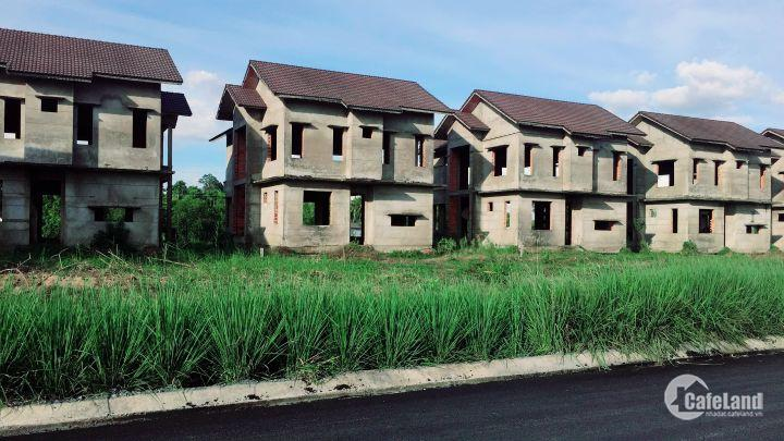 Nền BIỆT THỰ thổ cư đã có sổ sẵn dự án Mekong City, KDC Hoàng Quân, Bình Minh Vĩnh Long
