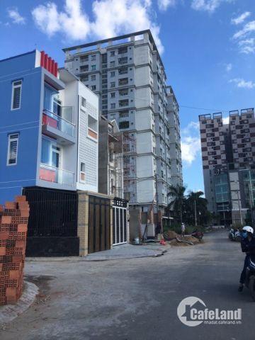 Chính chủ sang lại lô đất mặt tiền đường Phan Chu Trinh, Bình Thạnh, sổ hồng riêng, bao sang tên