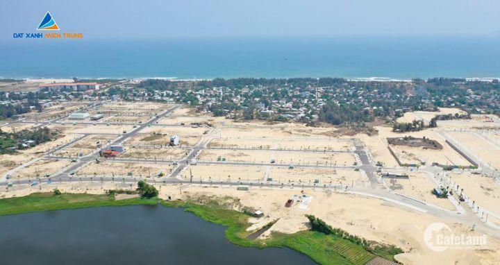 Bán gấp lô đất nền ven biển, giá sập sàn, gần resort, Cocobay giá chỉ 4 tỷ 3