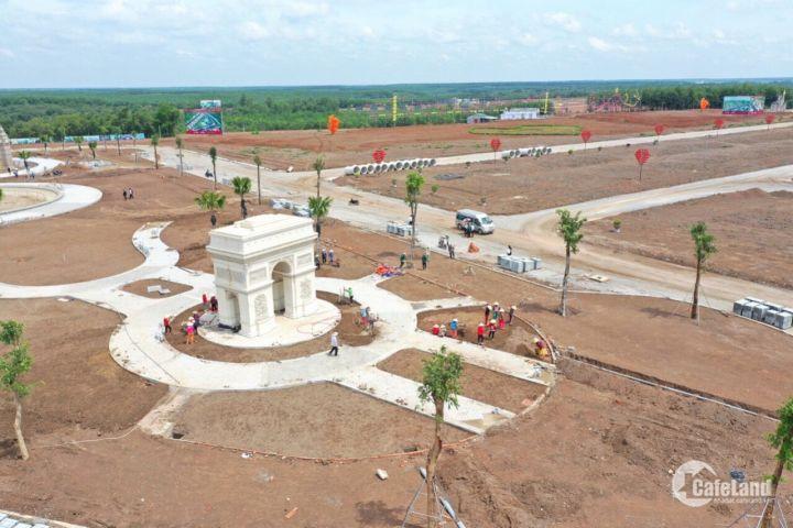 Cát Tường Phú Hưng Đợt 4 Kỳ Quan Châu âu mới Lộ Diện tại Đồng Xoài Bình Phước