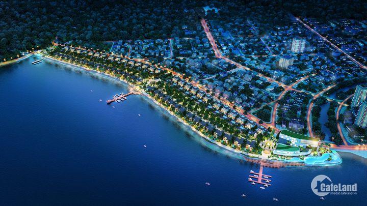Nền biệt thự mặt biển Hà Tiên, sổ đỏ, sở hữu lâu dài, 19 tr/m. TT 26 đợt, LH 0941876878