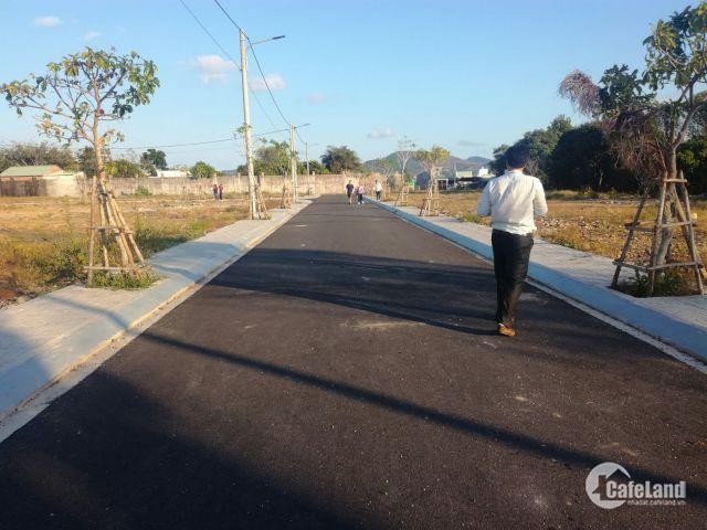 Bán đất chính chủ mặt tiền đường 100m2 - Long Điền